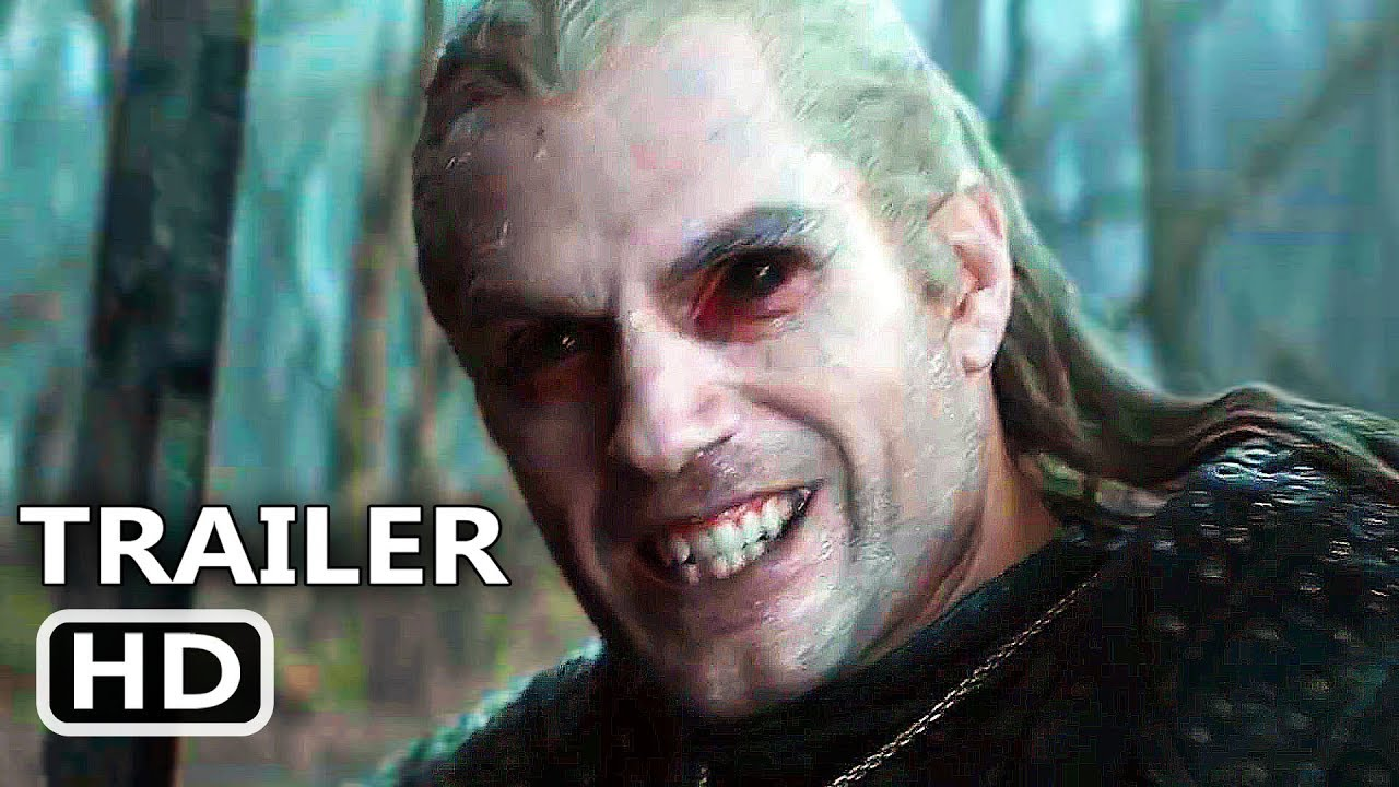 THE WITCHER Trailer # 2 (NEW 2019) Henry Cavill, Netflix Series HD thumbnail