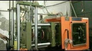 Hans Mech Automatic Injection Molding Machine Oil Filling 2018