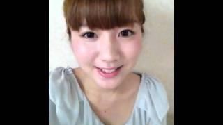 立教女学院短期大学2年 松本愛です!