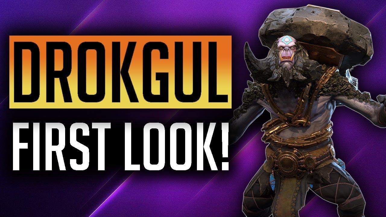 RAID | Drokgul the Gaunt Fragment Event LIVE