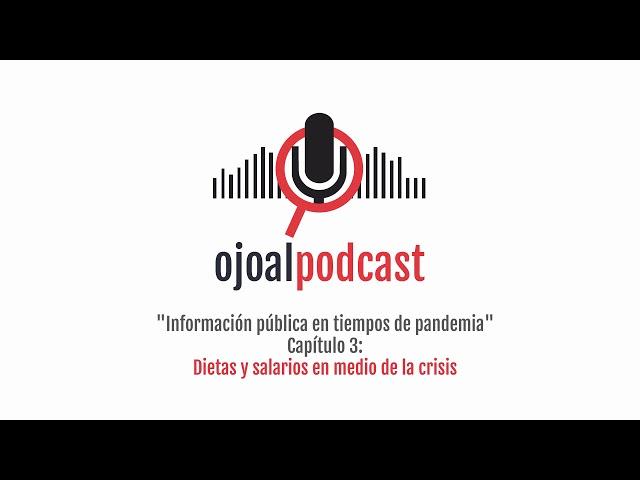 Información pública en tiempos de pandemia: Capítulo 3