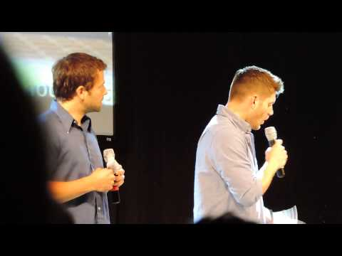JIB5 - Jensen retelling of Misha's worst day on set