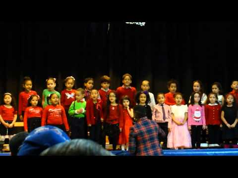 Incarnation School - Washington Heights - December 12, 2012  Christmas Show.