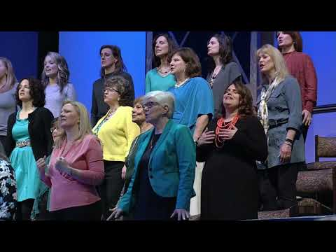 Psalm 46 (Lord of Hosts) - Brentwood Baptist Church Choir & Orchestra