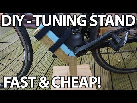 how to build a motorcycle repair stand