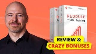 Reddule Review, Bonus & 50% Discount