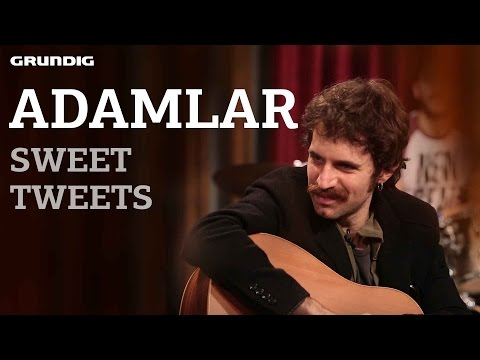 Adamlar - Sweet Tweets / #akustikhane #sesiniaç
