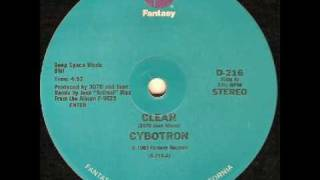 Cybotron - Clear : Instrumental Remix