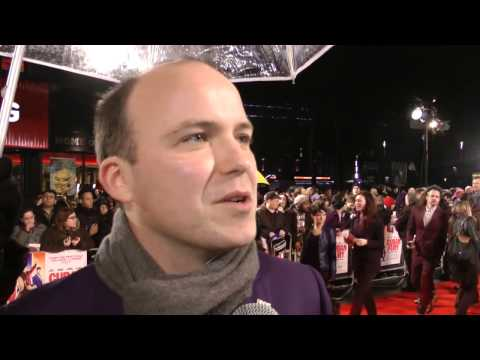 Rory Kinnear Interview - Cuban Fury World Premiere