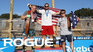Mat Fraser - 2020 Reebok CrossFit Games Champion / 8K