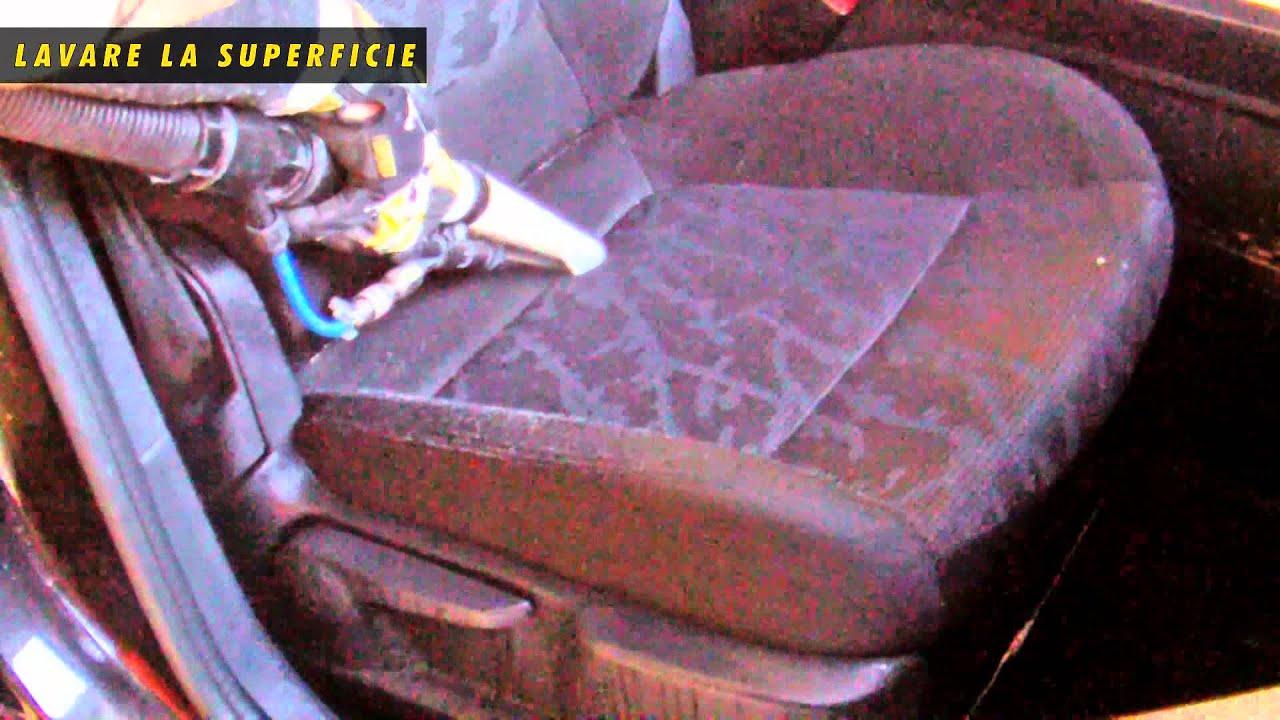 Macchina per lavare sedili divani tappeti youtube - Lavare i tappeti in casa ...