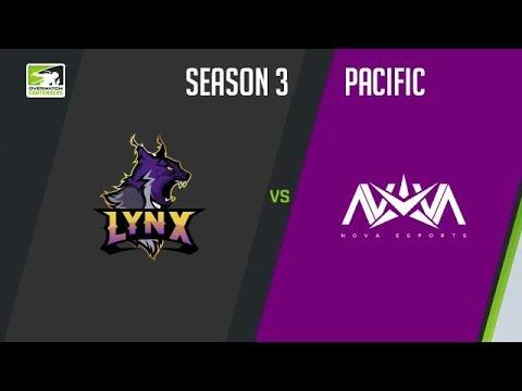 LYNX TH vs Nova Esports (Part 2) | OWC 2018 Season 3: Pacific
