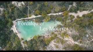 Forcalquier -  Les Mourres