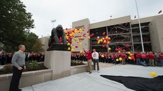 Gorilla Statue Unveiled at Pittsburg State University!