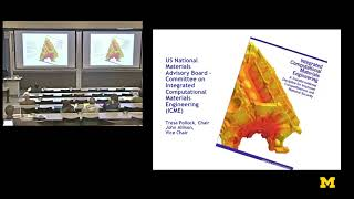 Materials at Michigan Symposium | John Allison