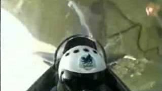 fighter jet cockpit cam