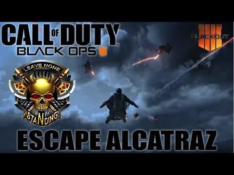 "New ""ALCATRAZ"" Close Quarters Battle Royal 😈 New BLACK OPS 4 BLACKOUT New Game Mode thumbnail"
