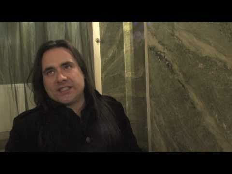 Andre Matos Interview about SYMFONIA - Part 2