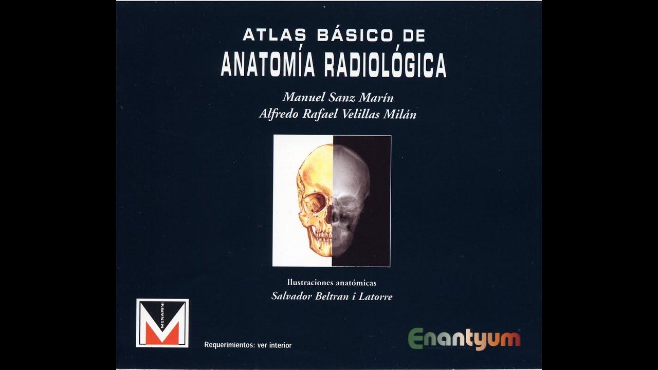 Atlas Anatonia Humana de Radiologia\