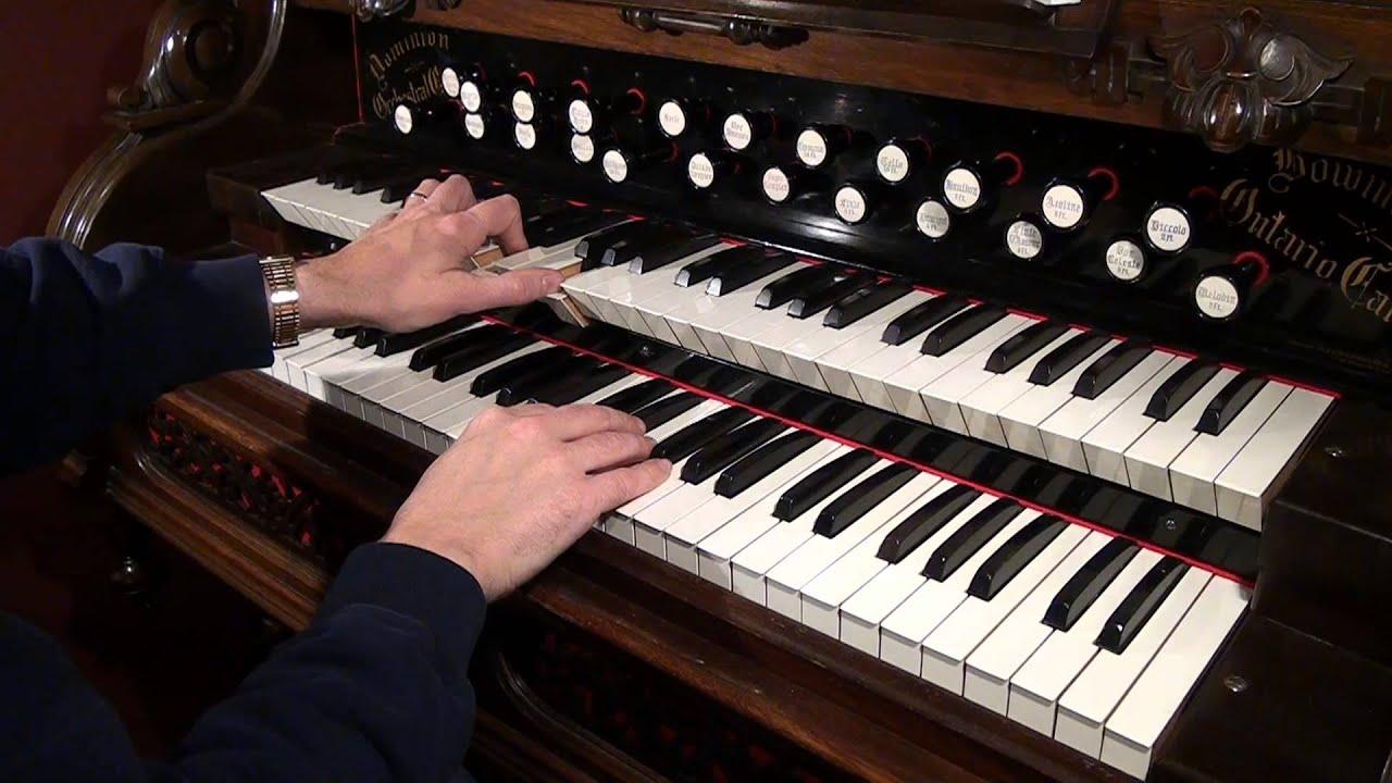 old hundredth hymn 2m dominion orchrestral reed organ youtube rh youtube com Virtual Pipe Organ estey 2 manual reed organ