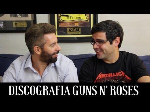 Analisando a discografia do Guns n' Roses | Conversa de Botequim | Alta Fidelidade