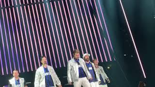 "Backstreet Boys ""Don't go breaking my heart"" @Milan 15May2019"