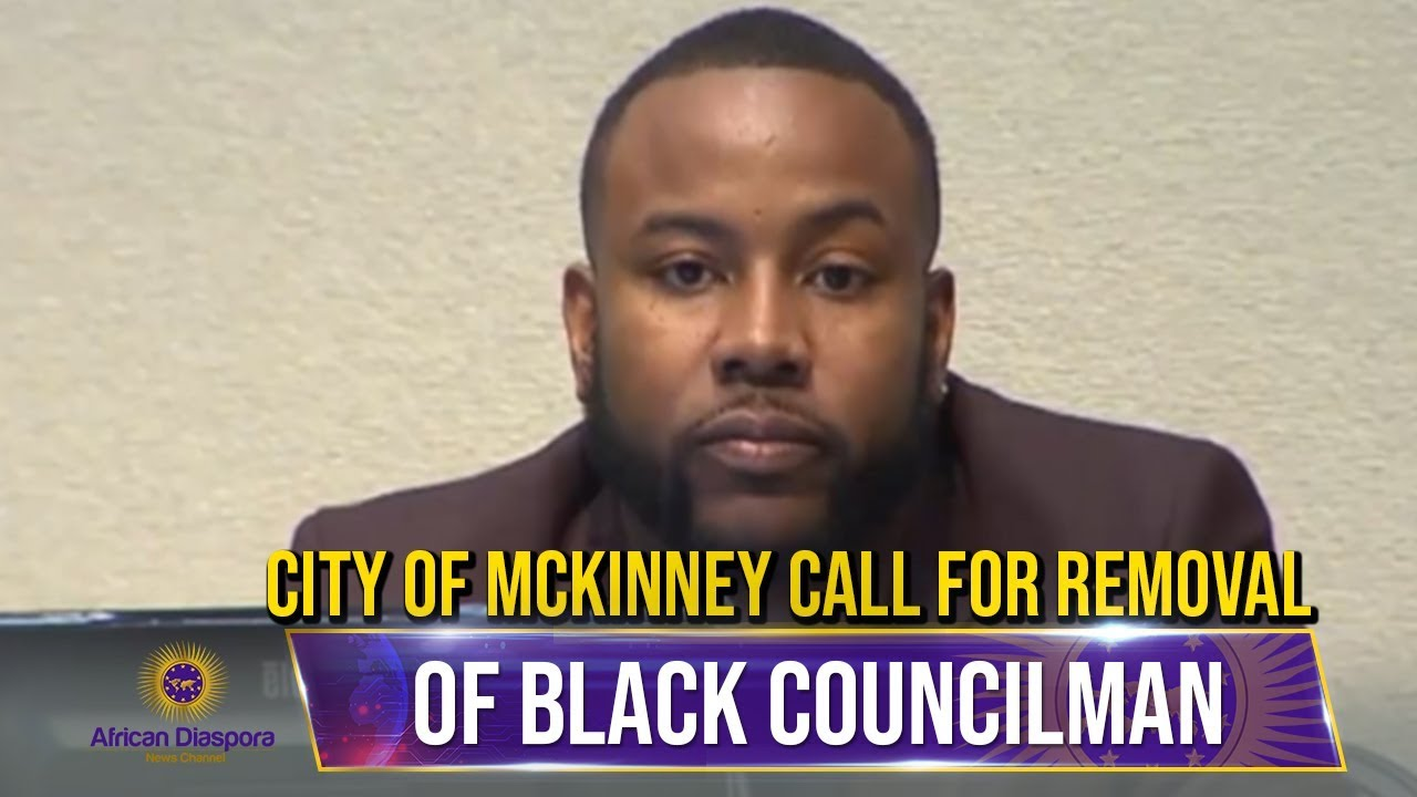 White McKinney, Texas Residents Call For Special Election To Remove Only Black City Councilman