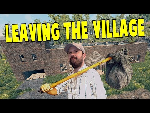 Leaving The Village | WotW S02 | 7 Days To Die Alpha 16 Let's Play Gameplay PC | E16