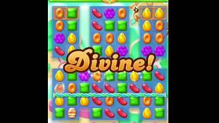 Candy Crush Jelly Level 1023 with boosters