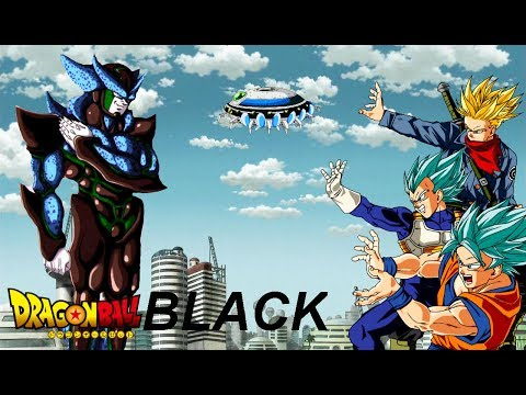 Cell Blue, the Surviving Cell Jr. - Dragonball Super