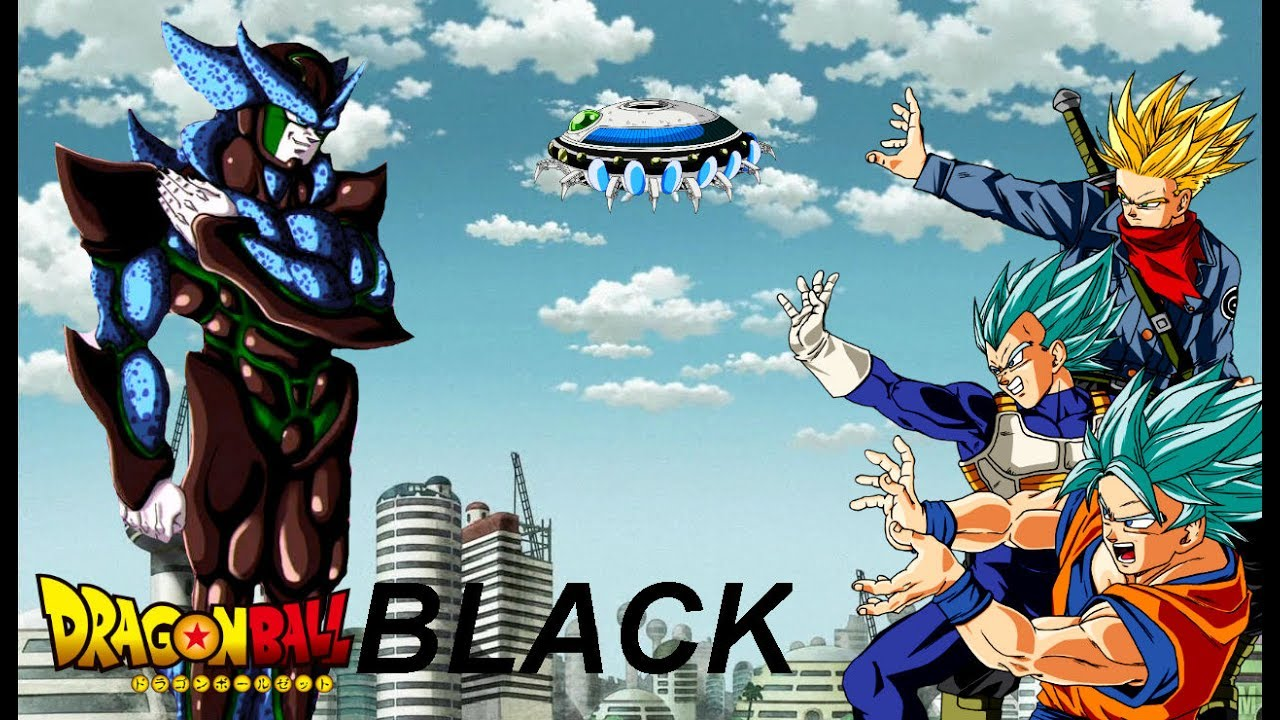 Cell Blue The Surviving Cell Jr Dragonball Super Youtube