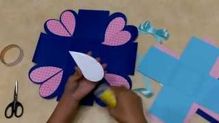 外盒材料包組裝教學影片 - PART2