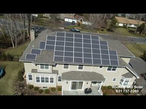 Division 7 Roofing and Solar Energy Solutions