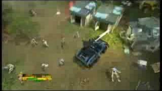 WotB: Commando 3 - Mission 1 (Xbox 360 Live Arcade)