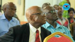 regent university college of science and technology 9th public lecture highlights