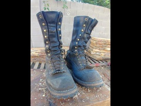 e968aa5aeb5 White's Smoke Jumper boots review