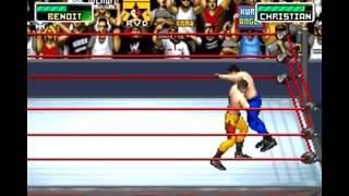 WWE Survivor Series | GameBoy Advance Review