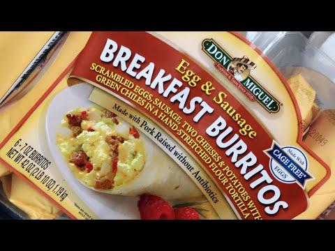 don miguel breakfast burritos