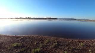 Раннее утро на реке Баргузин