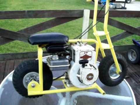 Hqdefault on Lil Indian Mini Bike