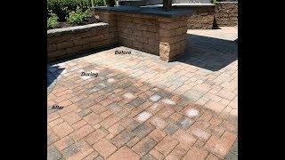 Sealing Outdoor Pavers: DIY Waterproofing   (New-Look & Non-Slip) - Deco Silacast