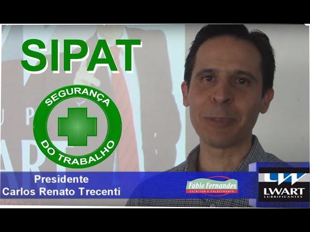 Palestra de Motivação na SIPAT - Fabio Fernandes