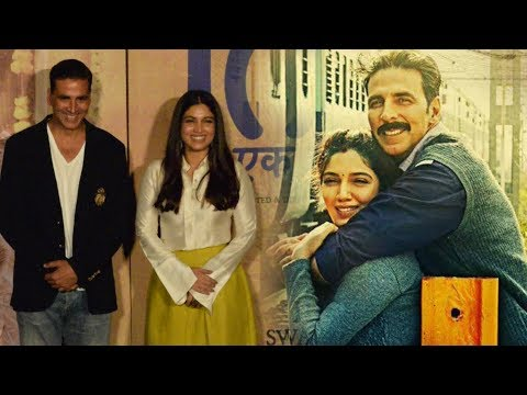 Bhumi Pednekar On Work Experience with Akshay kumar In Toilet Ek Prem Katha