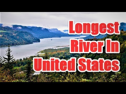 Top 9 Longest River In United States