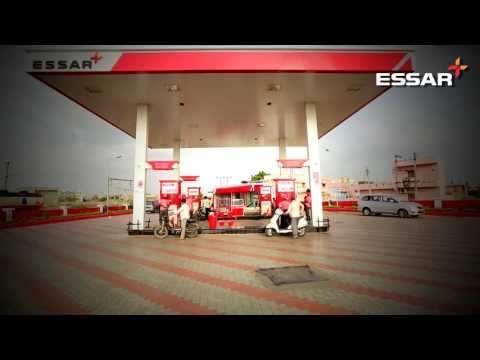 First ever in India - Essar Oil's retail outlets