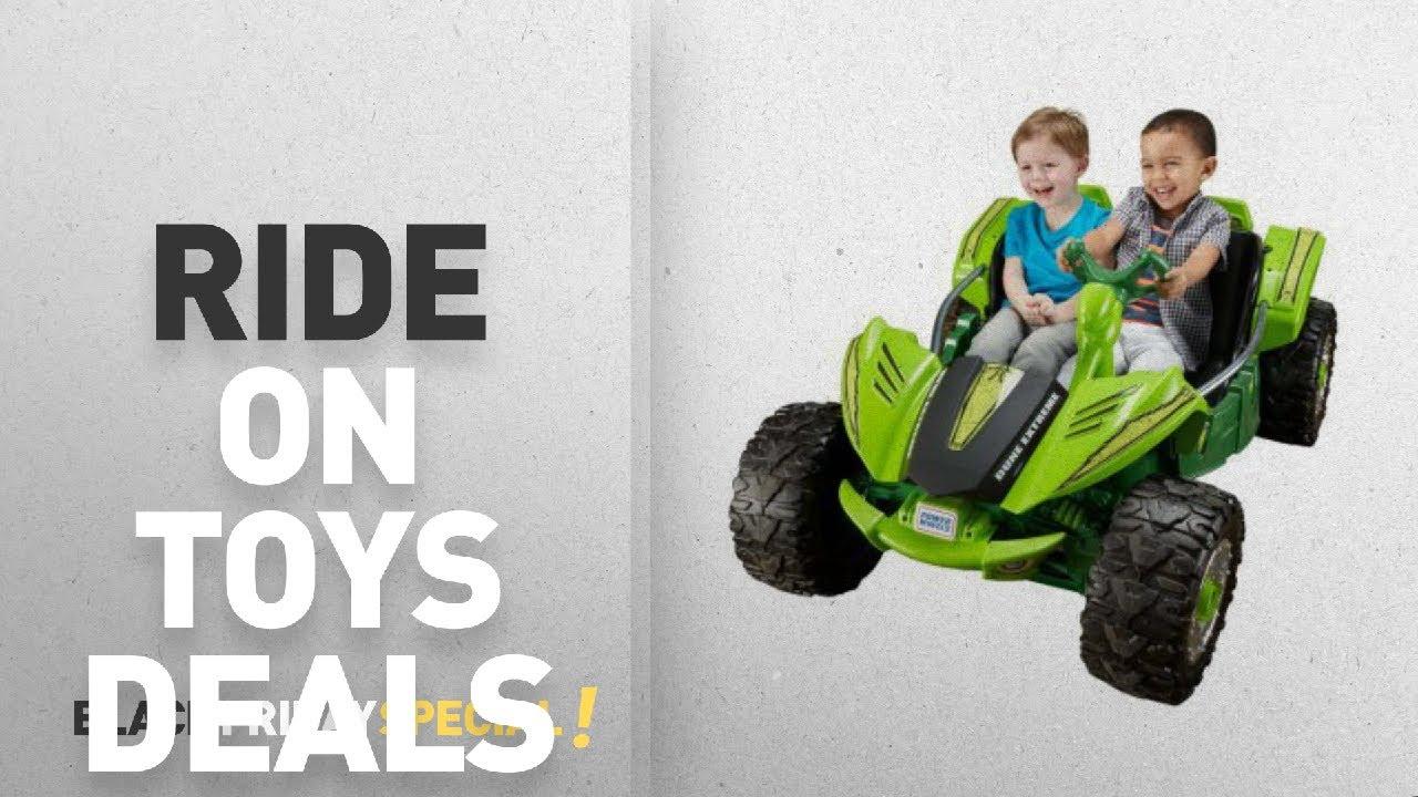 Walmart Ride On Toys Black Friday: Power Wheels Dune Racer Extreme ...