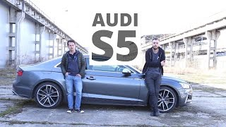 Audi S5 Coupe 3.0 TFSI 354 KM, 2017 test AutoCentrum.pl 325