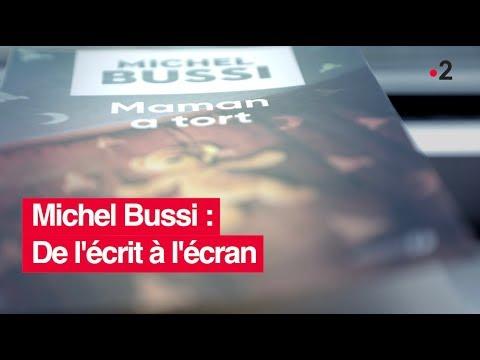 France 2 / Maman a tort : Michel Bussi - de l'écrit à l'écran (la série)