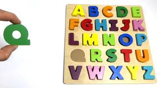 ABC Kids Learning Puzzle