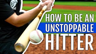 These Things Make AΝY Hitter Unstoppable | Baseball Hitting Tips
